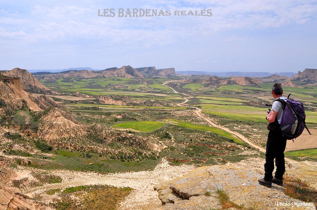 Randonnée Bardenas Reales (Ralla 498m)