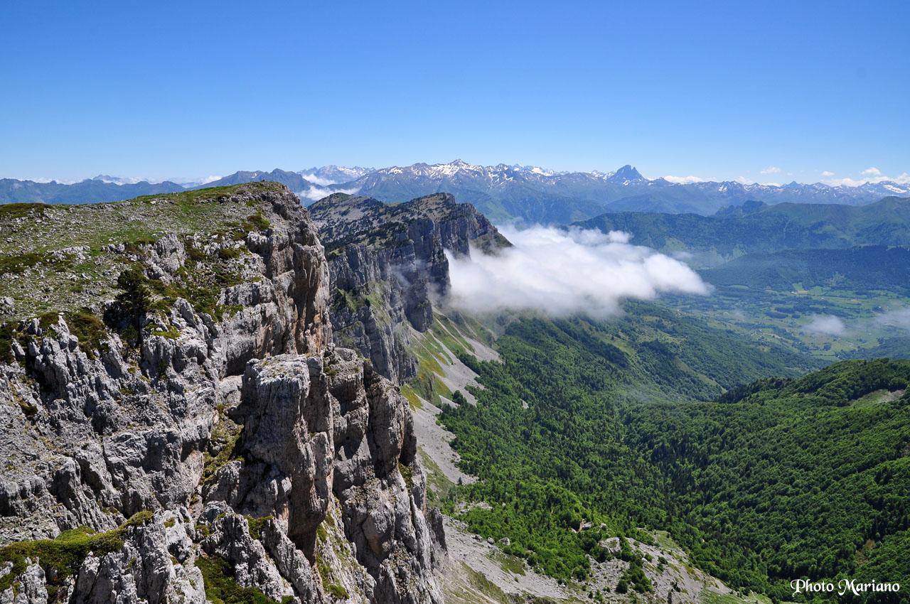 Randonnée Pic des Tourelles 2038m