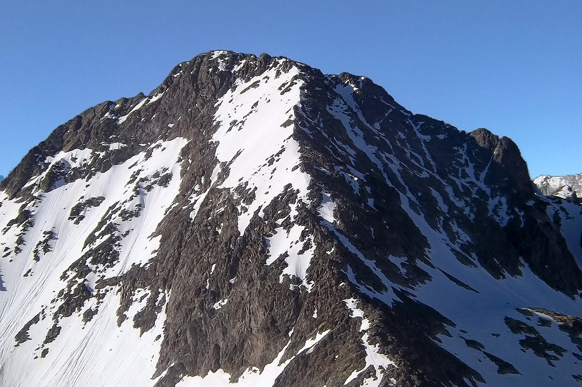 Randonnée Pic Cambales 2965m – Pène d'Aragon 2918m