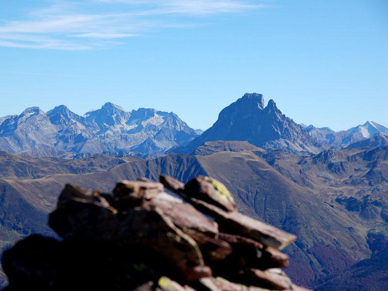 Randonnée Pic Labigouer 2175m