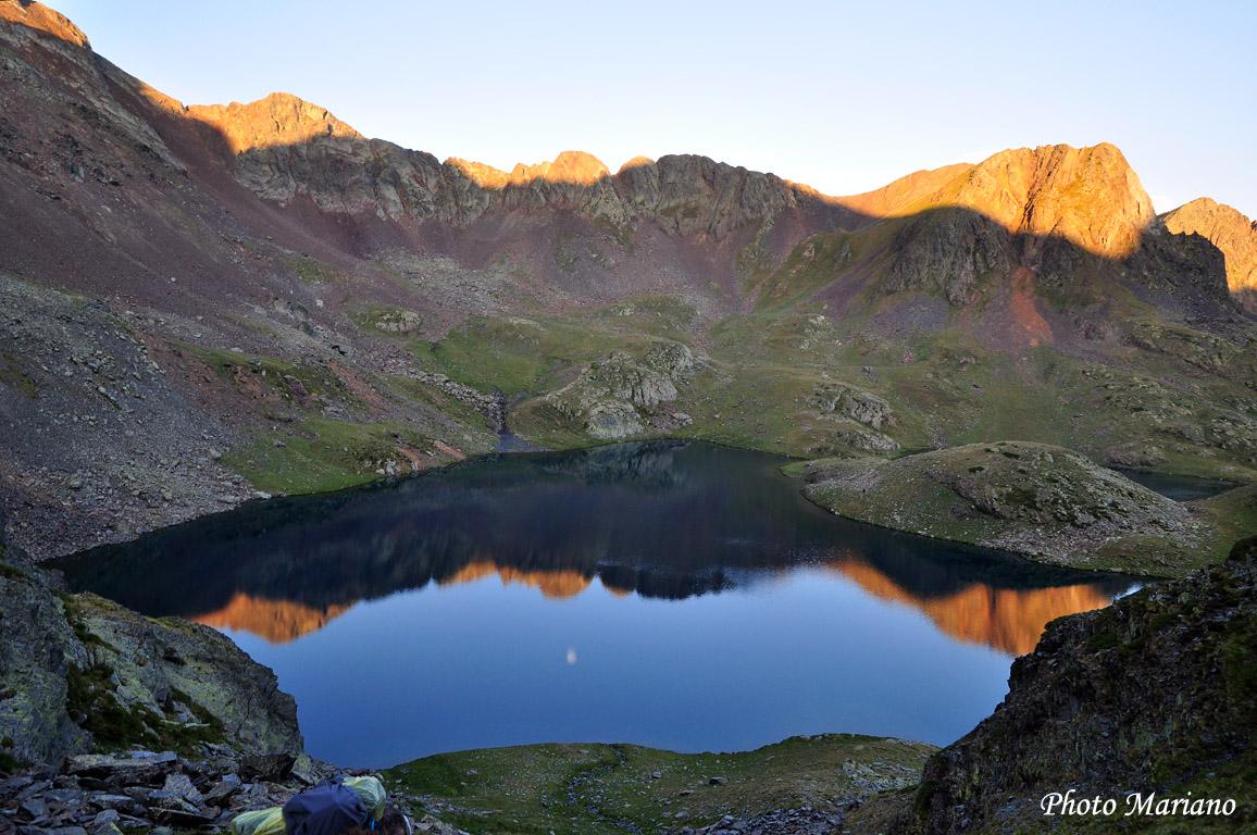 Traversée des Pyrénées 26em Etape (Refuge Baiau – Camping Ansalonga)