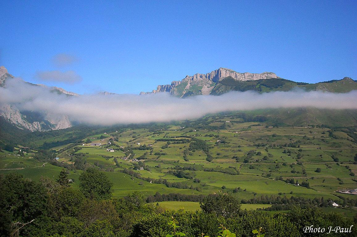 Traversée des Pyrénées année 2010 (de Hendaye à Borce)