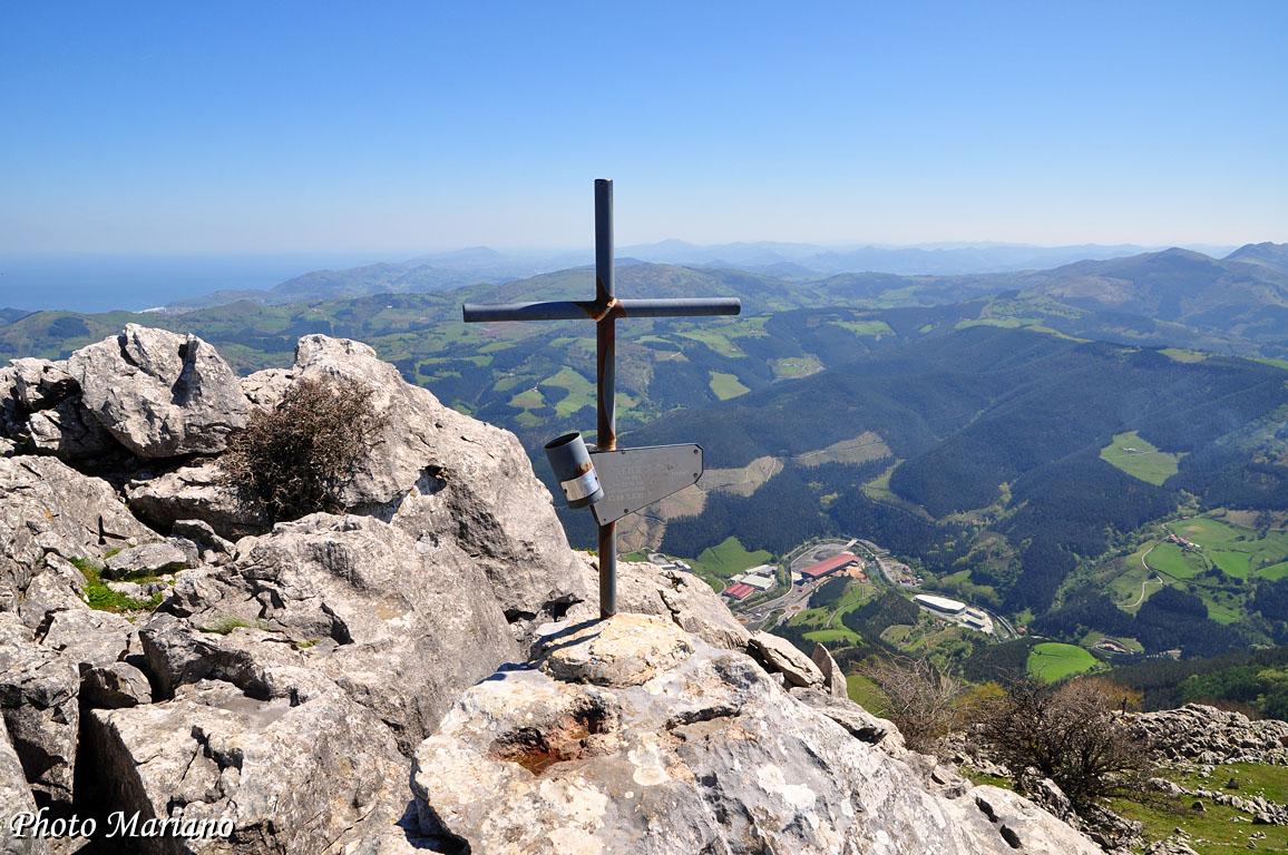 Randonnée Monte Erlo 1026m