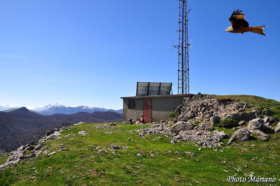 Randonnée Pic de Belchou 1129m