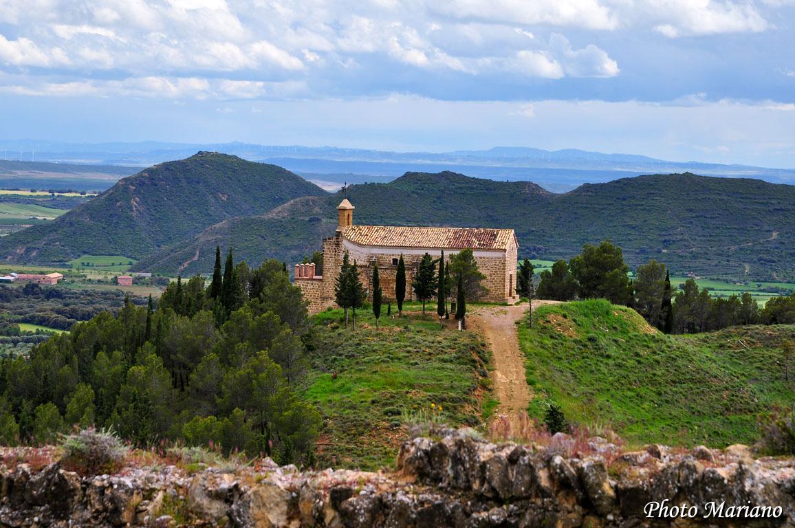 Randonnée Ermitage de San Miguel (700m)