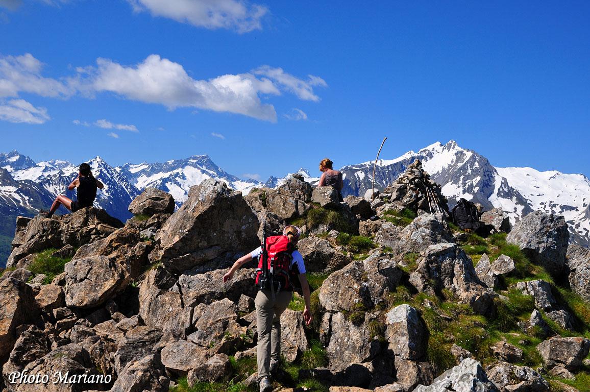 Randonnée Pic Navaillo (1666m) en boucle par le pic Bazès (1804m)