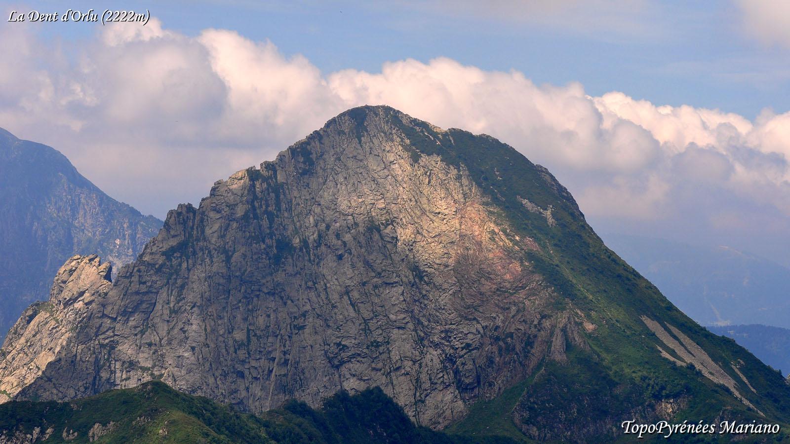 Randonnée Dent d'Orlu (2222m)