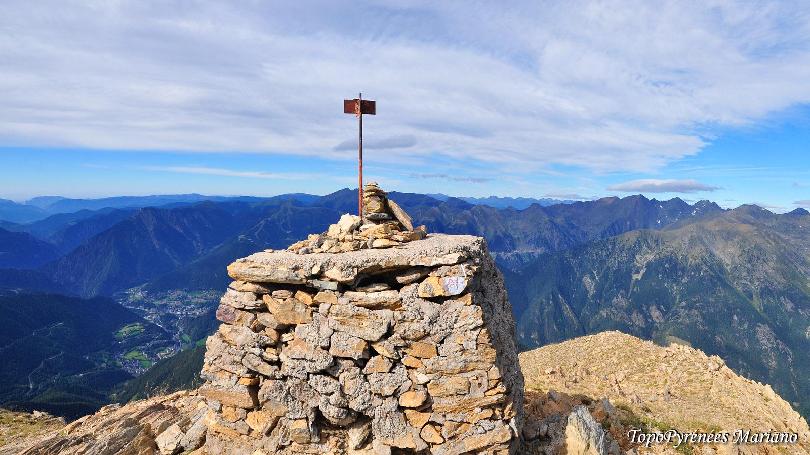 Randonnée Pic de Casamanya (2740m)