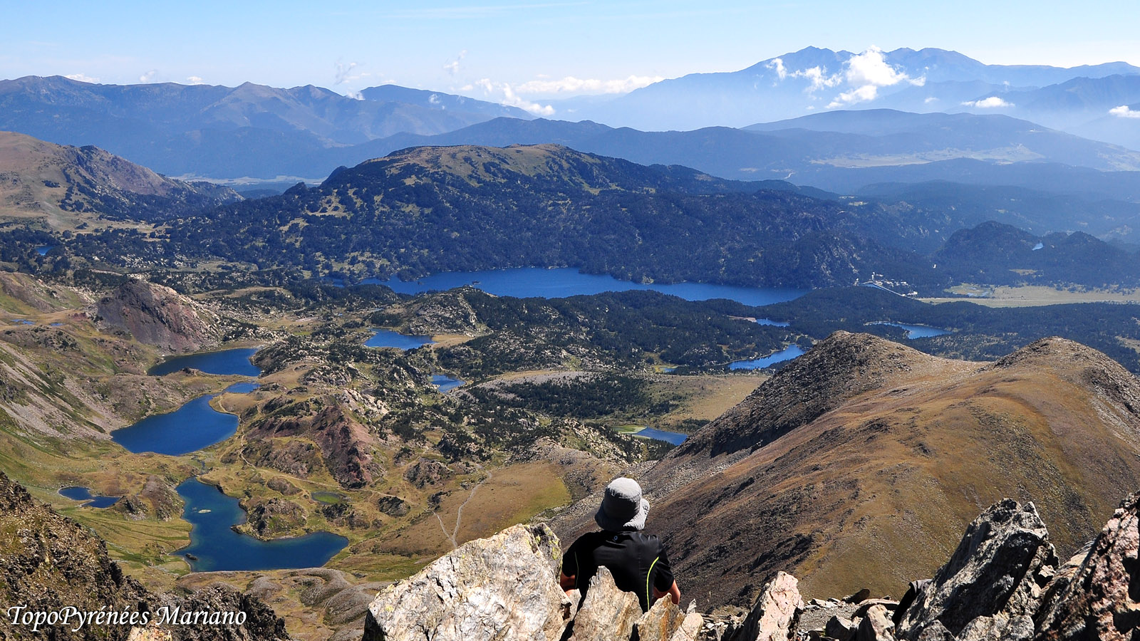 Randonnée Pic Carlit (2921m)