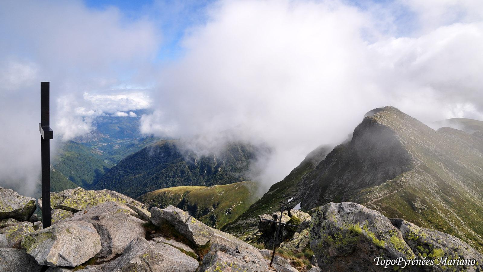 Randonnée Pic des Trois Seigneurs 2199m (Boucle)