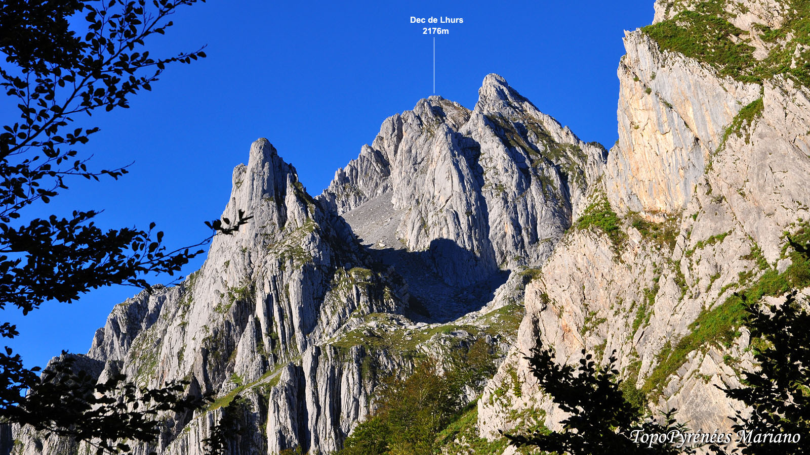 Randonnée Dec de Lhurs en boucle (2176m)