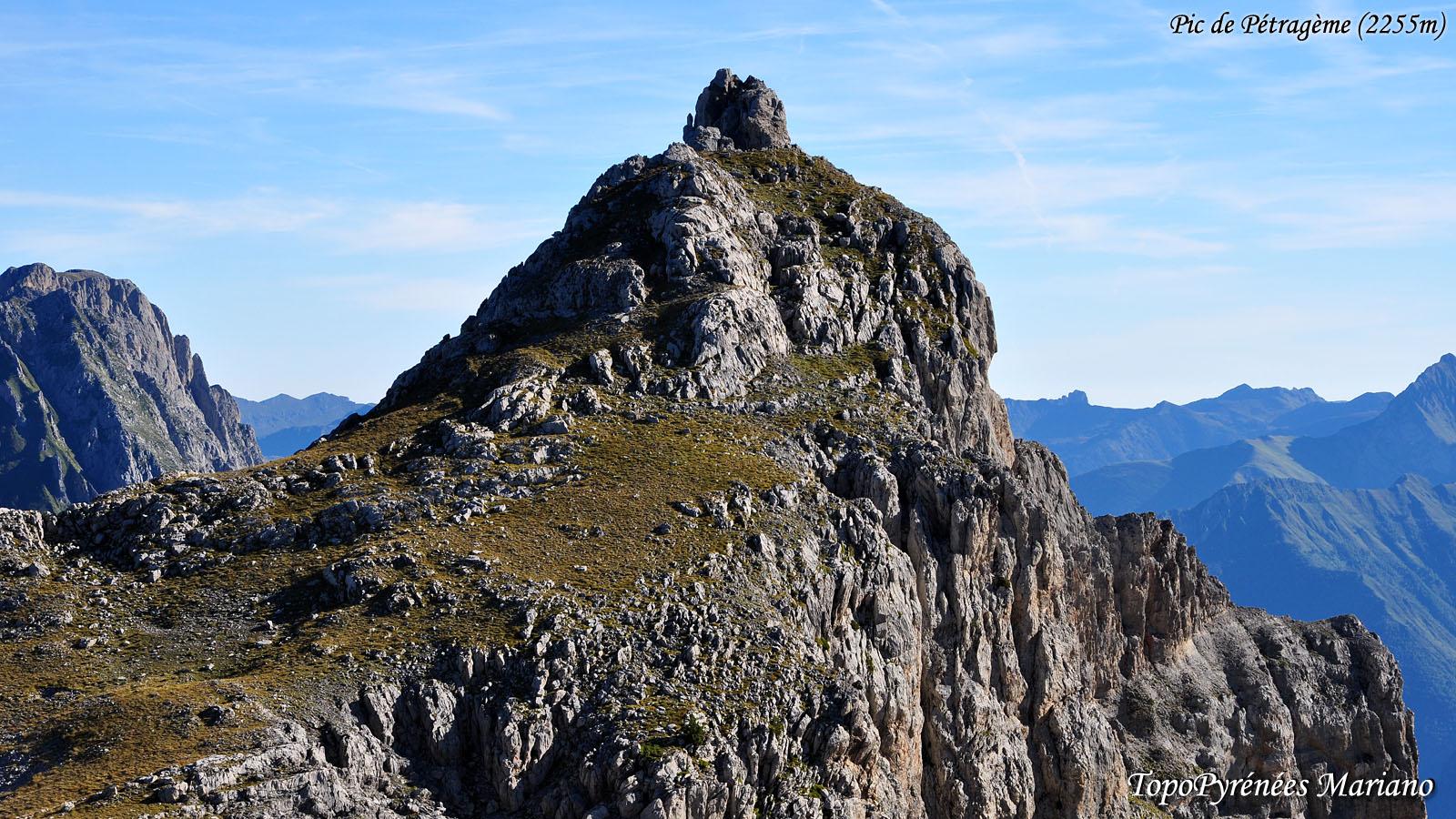 Randonnée Pic de Pétragème (2255m)
