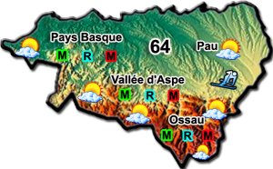 Carte-departement-Pyrenees-Atlantique