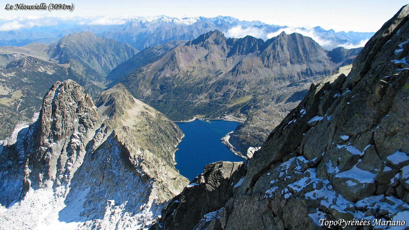 Randonnée Pic Néouvielle 3091m