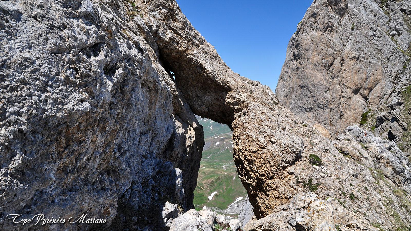 Randonnée Brèche de la Foratata (2220m)