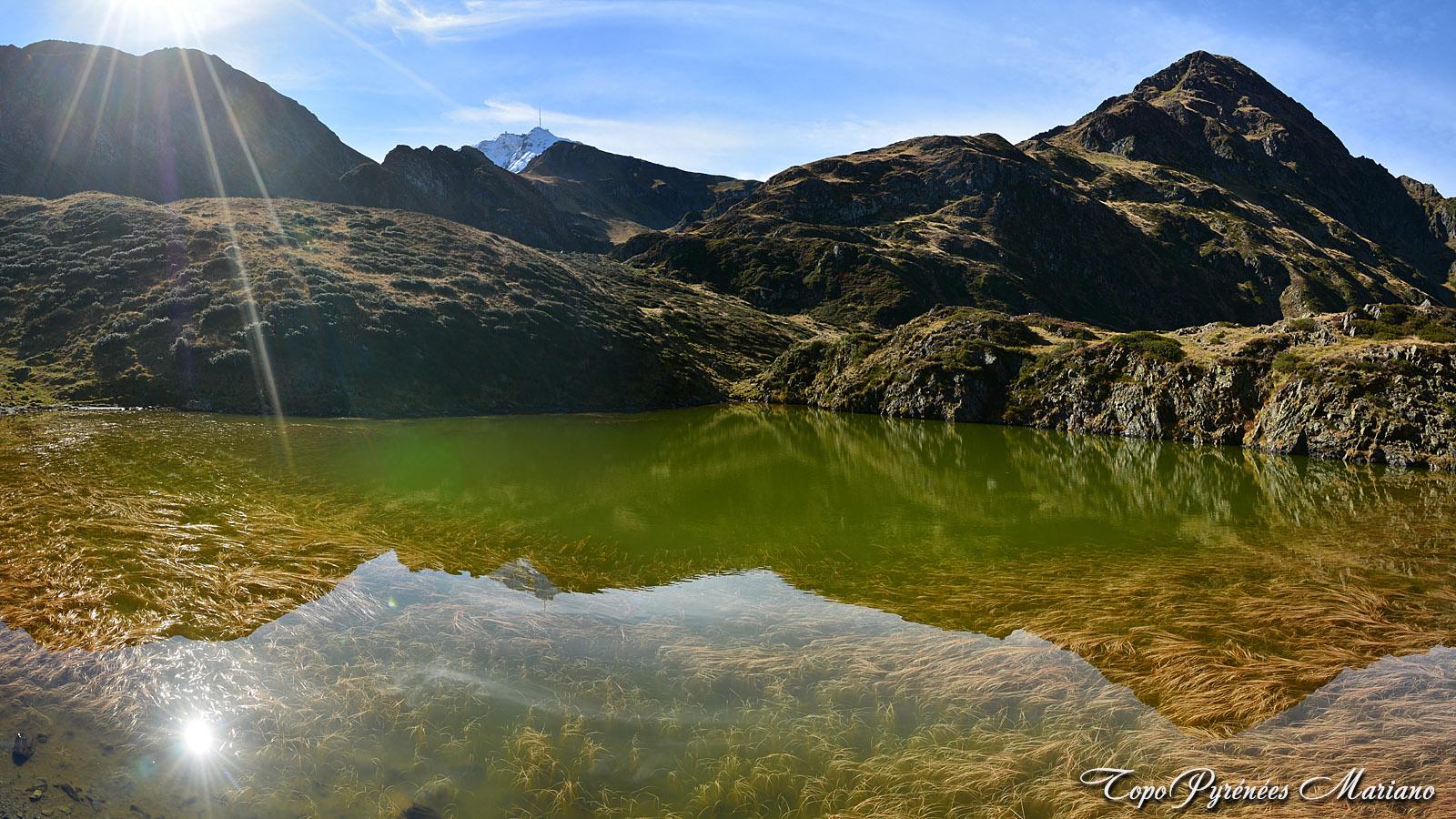 Randonnée au Lac de l'Oeuf (1919m)