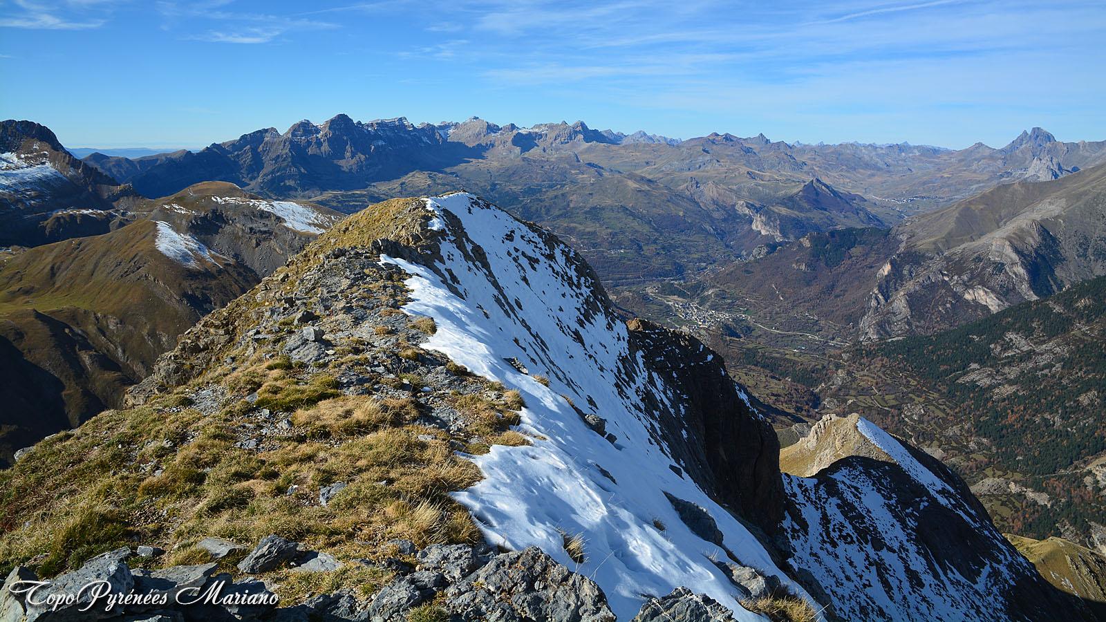 Randonnée Pico de Las Escuelas (2507m)