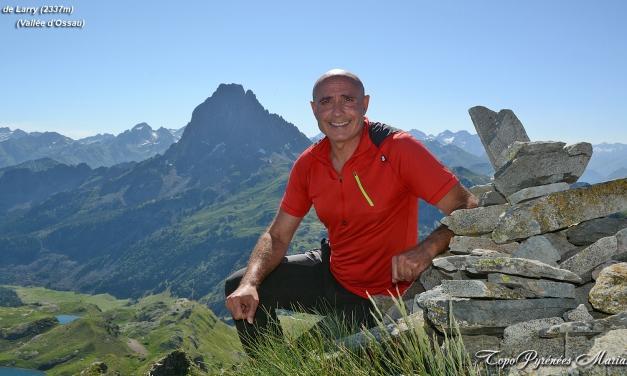 Randonnée Pic de Larry (2337m)