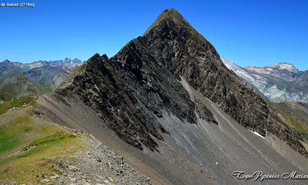 Randonnée Pic Gabiet 2716m (Versant Est)
