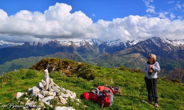 Randonnée au Pic de Berbeillet (1633m)
