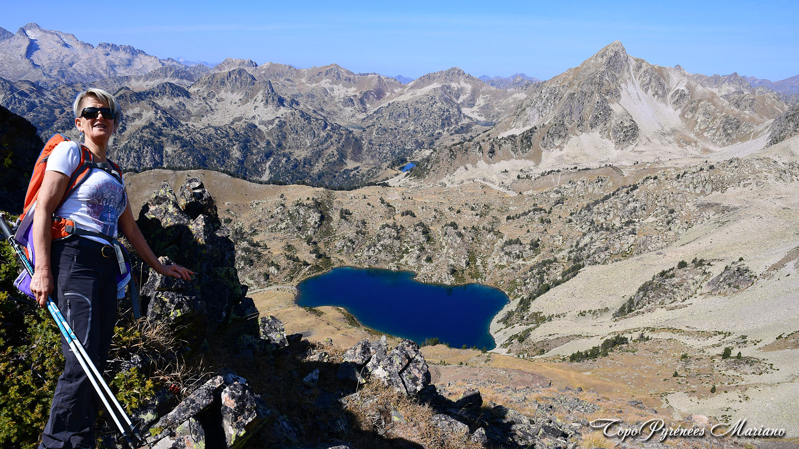 Randonnée Pic de Pichaley (2626m)
