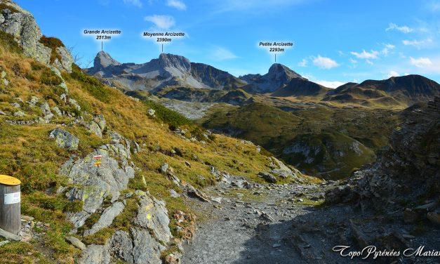 Randonnée Grand Tour du Ger (2430m)