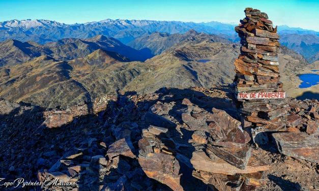 Randonnée Tuc de Maubermé (2880m)