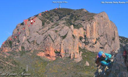 Via Ferrata Peña Rueba (1175m)