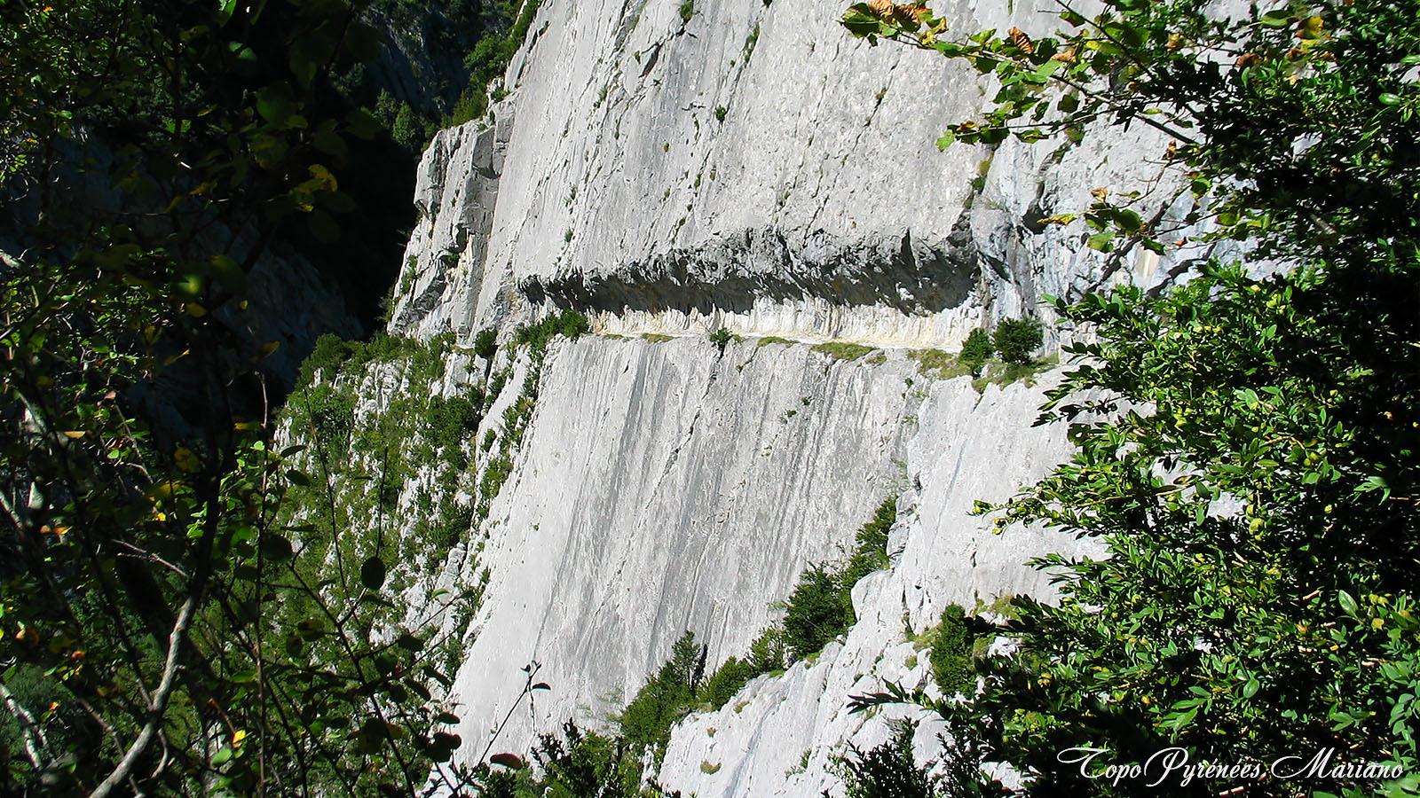 Randonnée Chemin de la Mature 1280m
