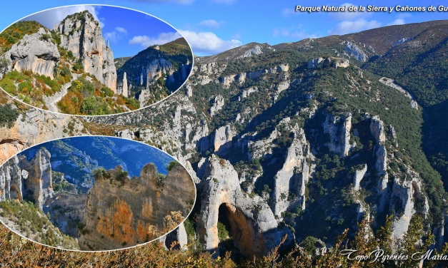 Parc naturel de la Sierra et des gorges de Guara