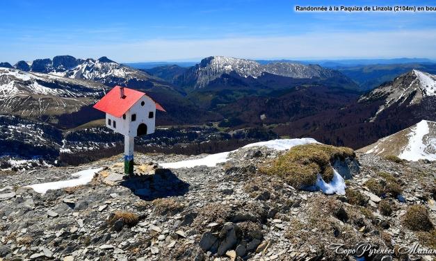 Randonnée Paquiza de Linzola (2104m)