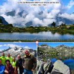 Randonnée Pic de Madamète en boucle par les lacs (2657m)