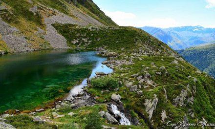 Randonnée Lac de Cestrède (1964m) et lac d'Antarrouyes (2009m)