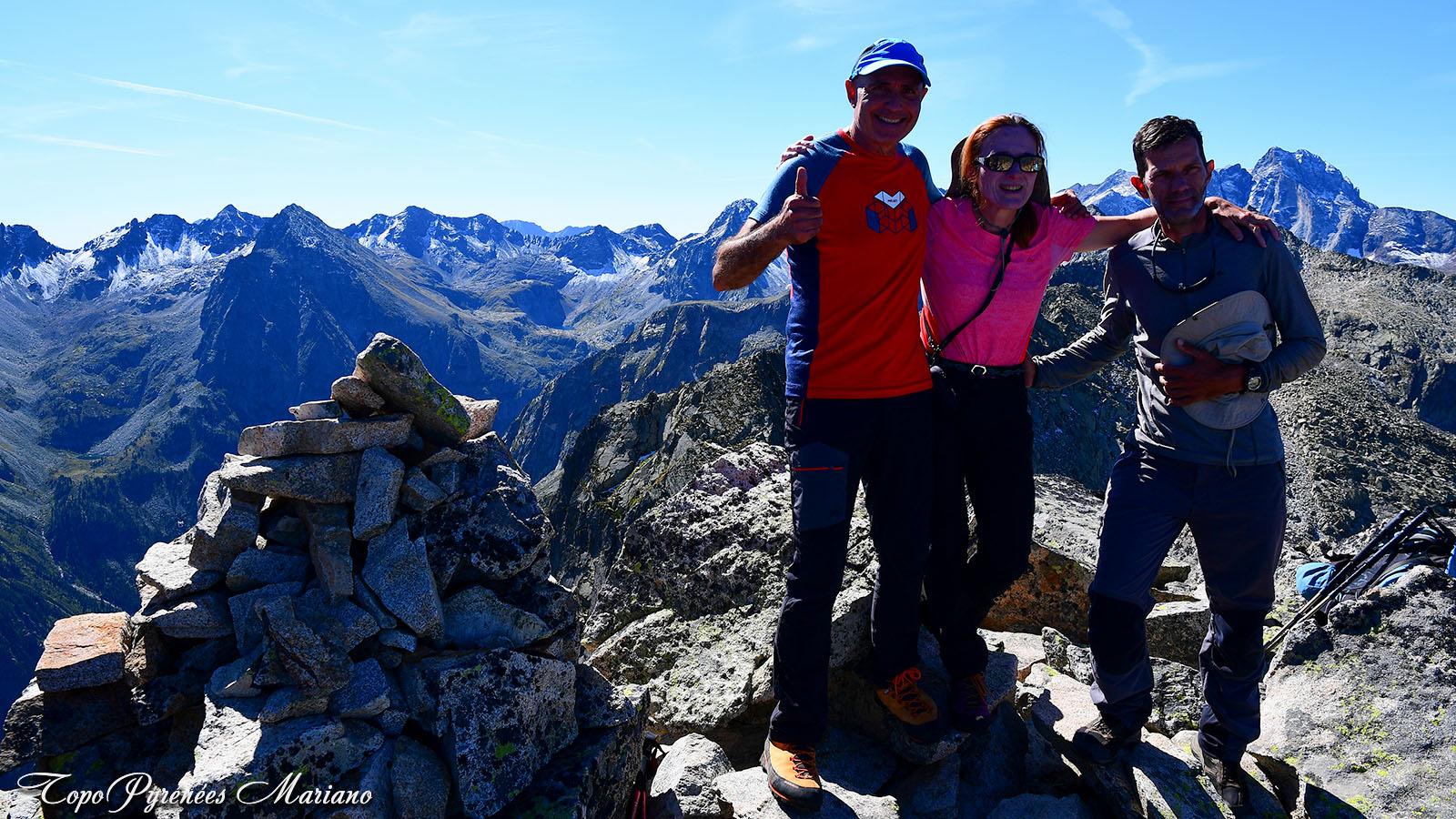 Randonnée au Pic Mayouret (2688m)