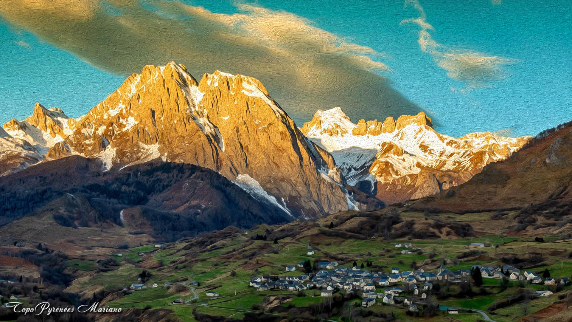 Randonnées en Vallée d'Aspe