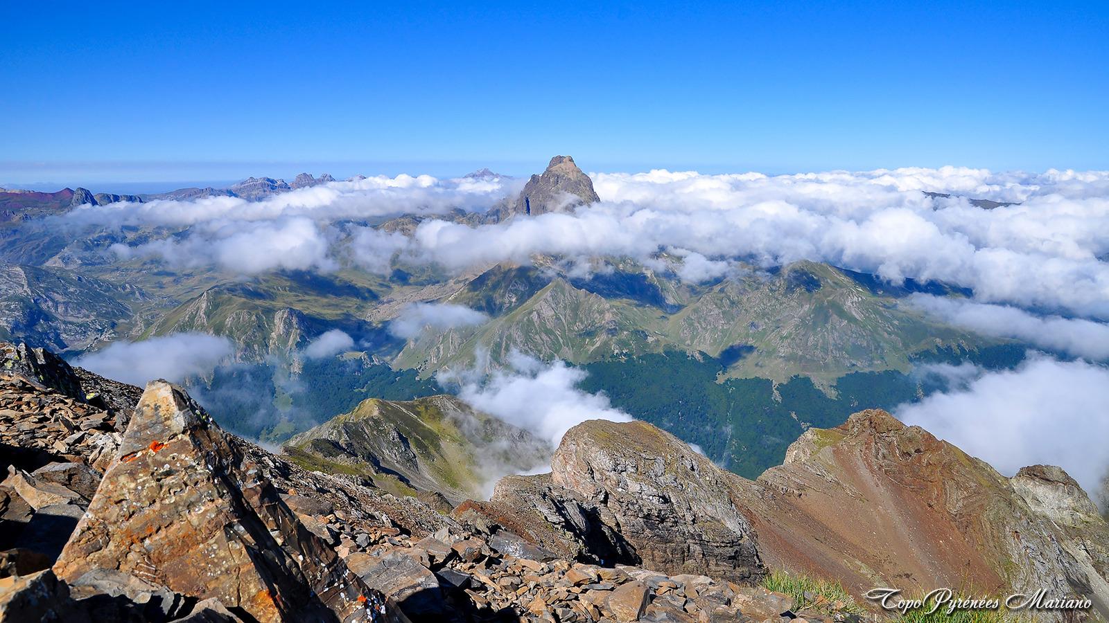 Randonnée le Lurien 2826m (2011)