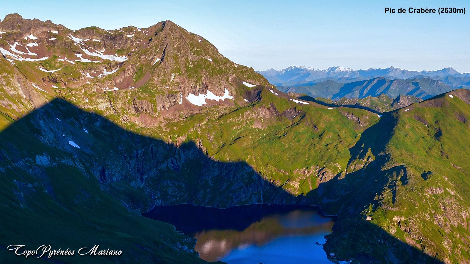 Randonnée Pic de Crabère (2630m)