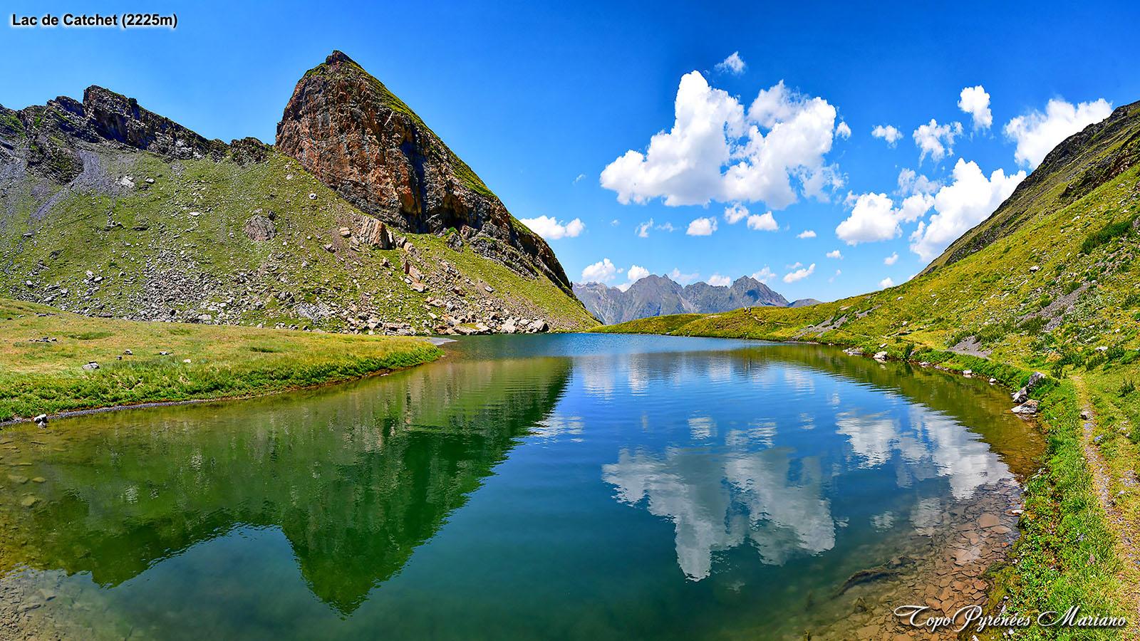 Lac de Catchet (2225m)